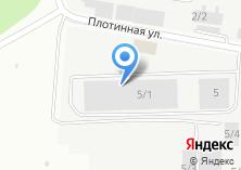 Компания «Техком-Сибирь» на карте