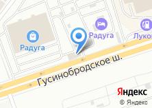 Компания «Шоев» на карте
