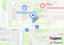 Компания «Продуктовый магазин на ул. Ключ-Камышенское Плато» на карте