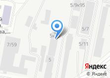Компания «АВТОТРАНССЕРВИС» на карте