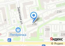 Компания «Satec» на карте