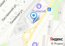 Компания «Ак-Профф» на карте