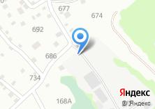 Компания «Компания по производству и реализации натурального камня» на карте