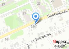 Компания «АВТОАКС» на карте