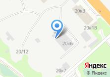 Компания «Росинструмент торговая компания» на карте