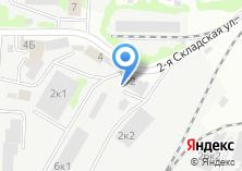 Компания «Кузбассуголь» на карте
