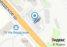 Компания «SOLOS» на карте