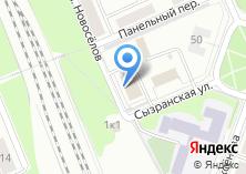Компания «Ситилаб-Сибирь» на карте