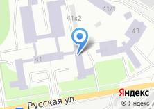 Компания «ИС Альфаком» на карте