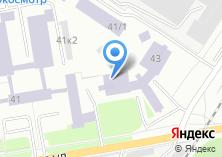 Компания «ТрастИнвест» на карте