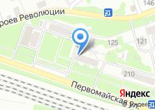 Компания «КДМ» на карте