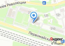 Компания «Сервисная служба» на карте
