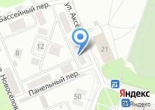 Компания «Центральная районная библиотека им. Н.Г. Чернышевского» на карте