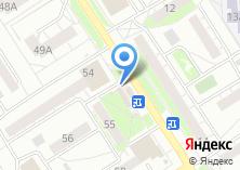 Компания «Магазин цветов на ул. Микрорайон» на карте