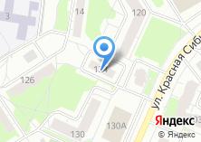 Компания «Нуга Бест сеть торгово-выставочных залов» на карте