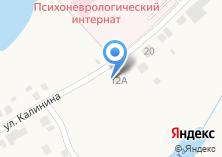 Компания «Продовольственный магазин Каменское сельское потребительское общество» на карте