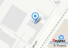 Компания «ТрансАвто» на карте