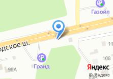 Компания «ОДМ-Сибирь» на карте