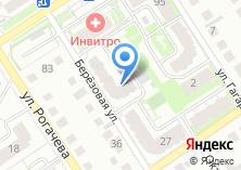 Компания «Гагарина» на карте