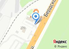 Компания «ЭЛСИС» на карте