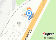Компания «АкадемКровля» на карте