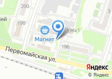 Компания «Камшат» на карте