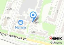 Компания «Автостайл-1» на карте