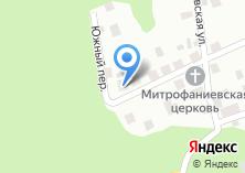 Компания «Елки Доничева» на карте