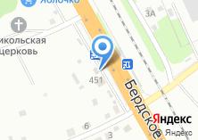 Компания «Живая наживка» на карте