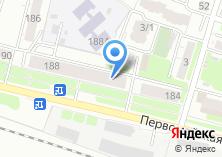 Компания «Префарм» на карте