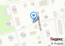 Компания «Строящийся жилой дом по ул. Белокаменная (г. Бердск)» на карте