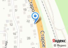 Компания «Иван Самурай» на карте