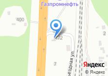 Компания «Шоссе М52» на карте