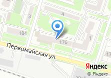 Компания «Радоница» на карте