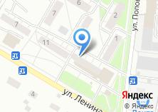 Компания «Эрнест» на карте