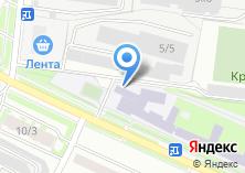 Компания «Национальная федерация рукопашного боя и Freestyle karate» на карте