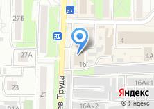 Компания «ЛазерСиб» на карте