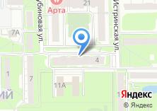 Компания «Курочка ряба» на карте