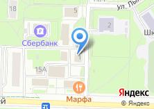 Компания «Современные системы» на карте