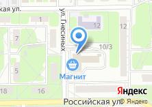 Компания «ПИКАССО» на карте