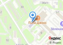 Компания «Библиотека им. М.А. Шолохова» на карте