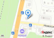 Компания «ФЛОРА» на карте