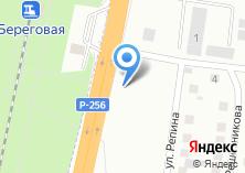Компания «Сибирская сказка» на карте