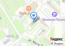 Компания «ПОЛИУРЕТАН производственно-торговая фирма Офис отдел продаж» на карте