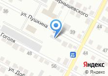 Компания «Обелиск-М» на карте