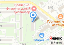 Компания «Зоомир» на карте