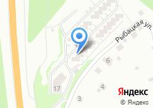 Компания «Строящийся жилой дом по ул. Рыбацкая» на карте