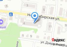 Компания «Азарий» на карте