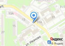 Компания «Чистый-продукт.рф» на карте