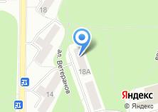 Компания «Центр психологии» на карте